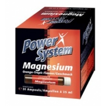 Витамины Power System Magnesium 25 ml